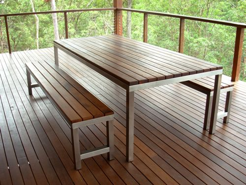 Manufactured Outdoor Furniture